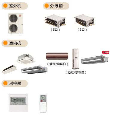 三菱电机菱耀系列家庭亚博app下载安装